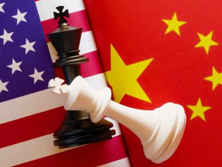 La implacable Guerra Imperialista de Washington contra China