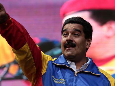 """El madurismo desea ver a una Venezuela """"libre de chavismo..."""""""