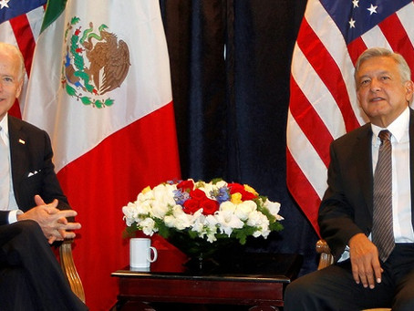 Soberanía restringida: México-Washington