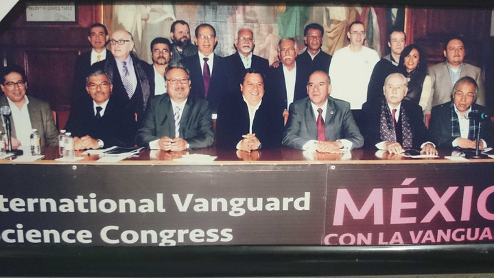 Photographs of 5th International Vanguard Science Congress,Palacio Legislativo del Estado de México