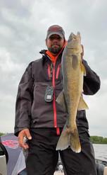 Birch Lake Walleye 2020