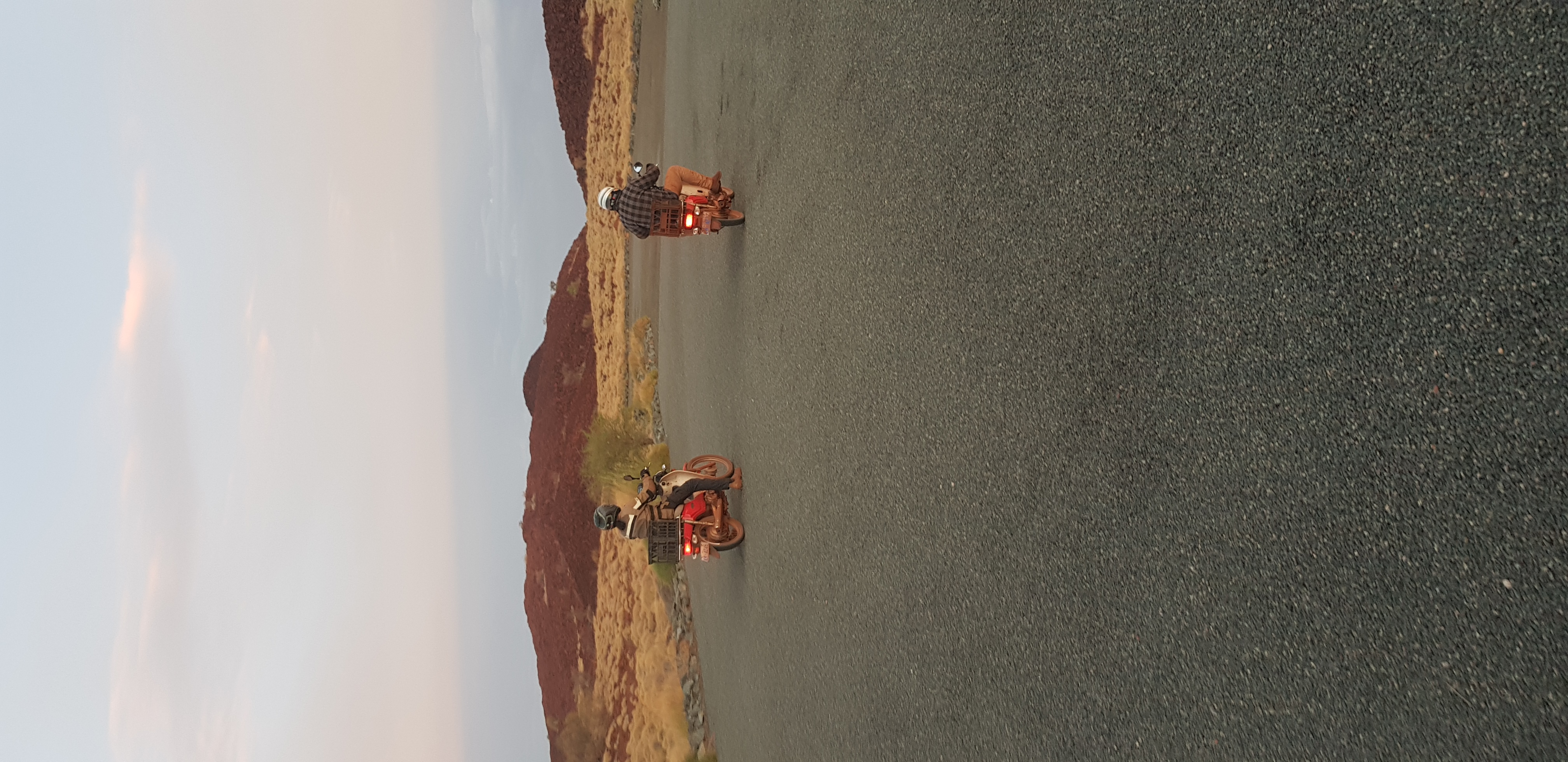 Postie Bike Adventures Australia - P