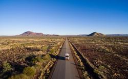 Road to Karijini Eco Resort