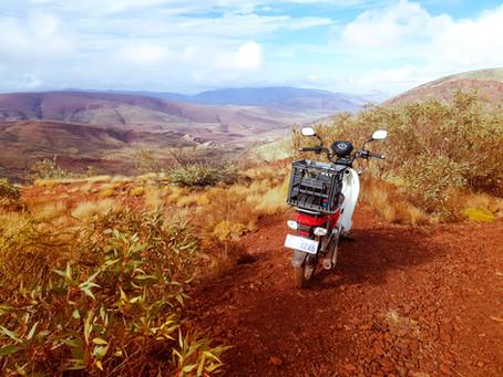 Postie Bike Adventures Australia -