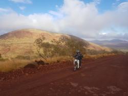 A cloudy day in the Pilbara