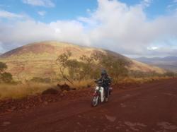 Pilbara Postie Bike Adventures Austr