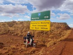 Unsealed Roads Postie Bike Adventure