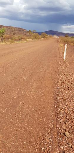 Red Dust in Western Australia