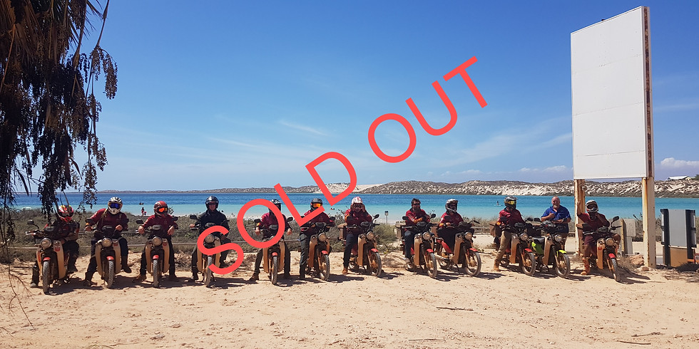 Bush Chook Postie Bike Adventure $1580 March 25th-March 29th 2021 - SOLD OUT