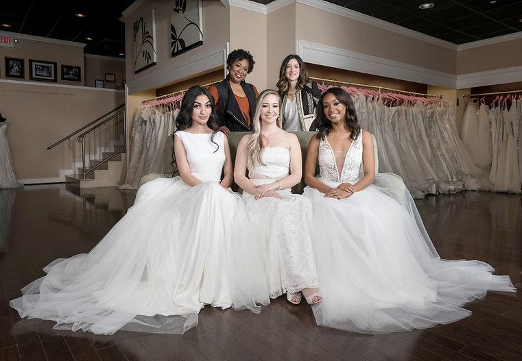 Couture Wedding Dressesbridal Salondc Bridal Boutique