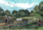 New Nature Reserve - ponds.jpg