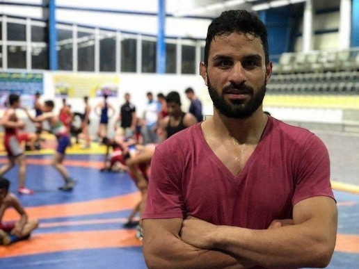 Innocent Wrestling Champion Navid Afkari Executed Amid World Outrage