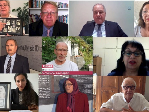 Survivors, Witnesses and Experts Renew Call For Inquiry Into Iran's 1988 Massacre