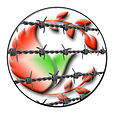 political prisoners accosiation logo C 2