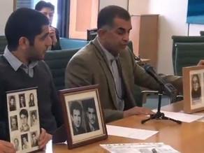 Ahmad Ebrahimi - Testimony