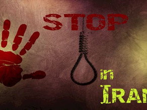 """Iran Responds to """"Stop Executions"""" Social Media Campaign"""