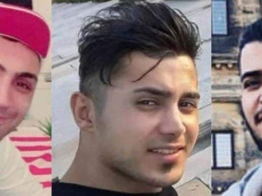 Iran Sentences Three Young Peaceful Protesters To Death