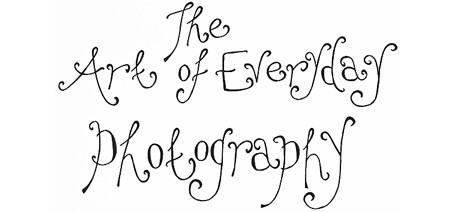 The Art of Everyday Photography starts 15th April 2019