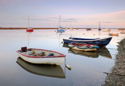 Boats at East Quay
