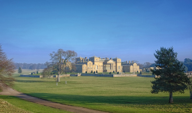 A Wander in Holkham Park