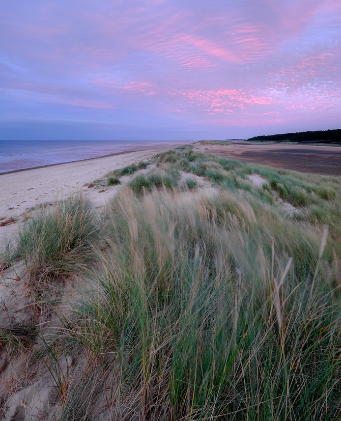 An Evening at Holkham Bay