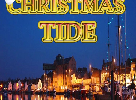 Christmas Tide is coming!