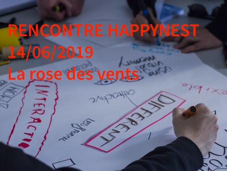 Rencontres happynest La rose des vents, Villeneuve d'Ascq