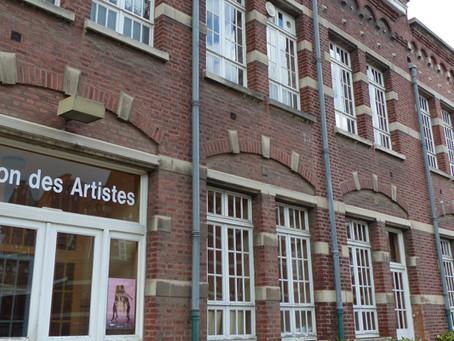 (reporté) Résidence de création au Vivat d'Armentières (happynest #3)
