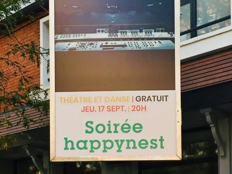 Soirée happynest#3 NORD au Vivat Armentières