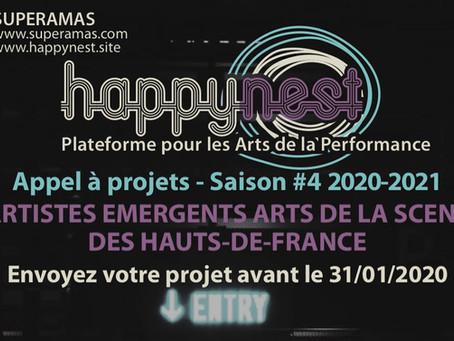 Appel à Projets happynest #4