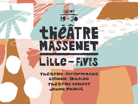 Résidences Théâtre Massenet, Lille (happynest #3)