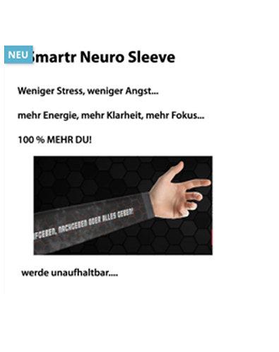 ESMARTR NEURO Sleeve