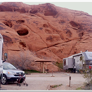 Valley of Fire. Overton, NV