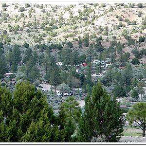 Echo Canyon Pioche NV