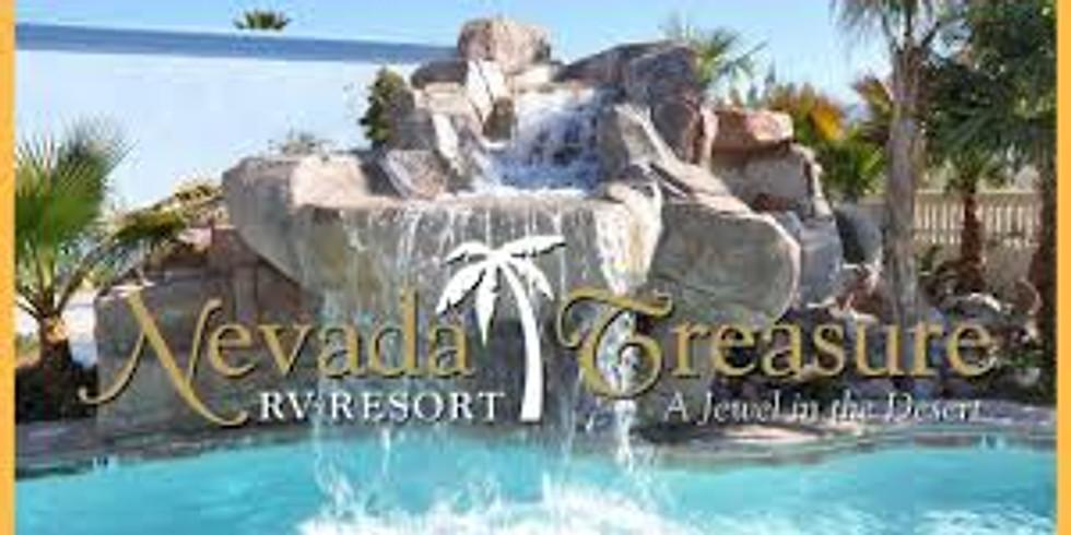 Nevada Treasure, Pahrump Nevada
