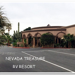 Nevada Treasure RV Pahrump NV