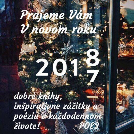 Prajeme poetický nový rok