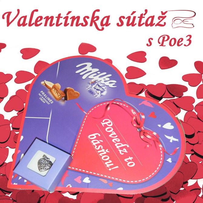 Rýchla valentínska súťaž