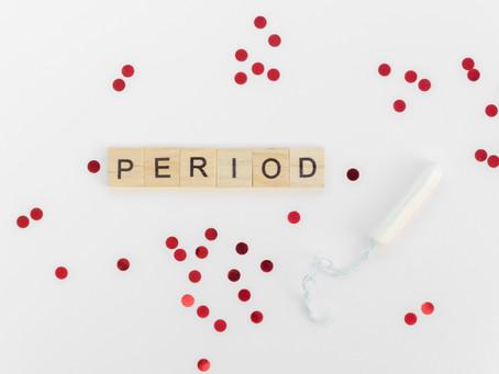 Period.- Trisha Beher