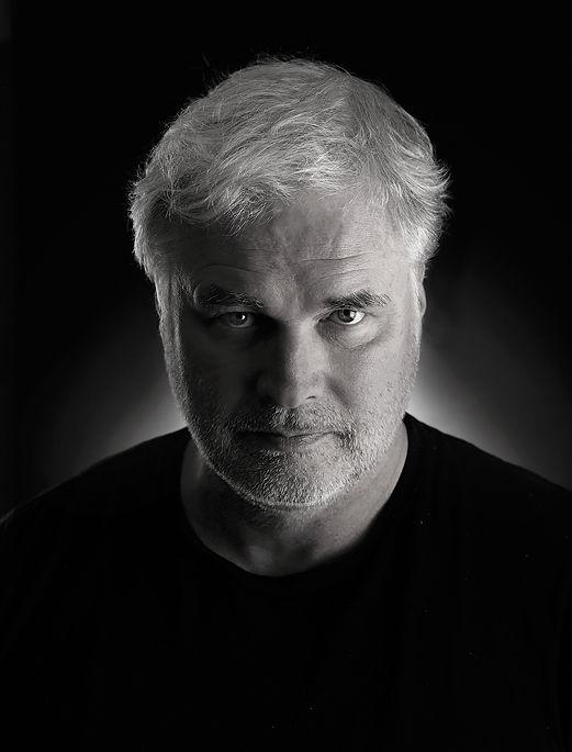 Portrait-Rainer B:W Web Size.jpg