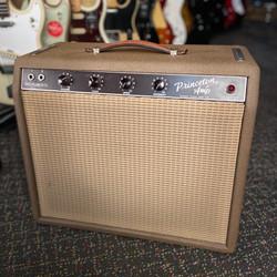 1961 Fender Princeton Brownface Combo Amp - $3,599
