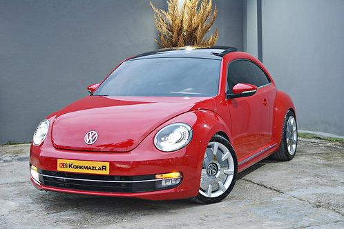 VW BEETLE DESIGN+