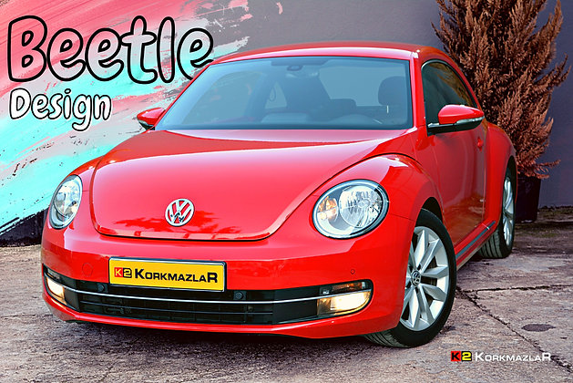 VW BEETLE DESIGN