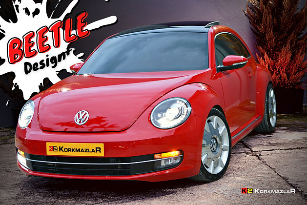 VW BEETLE DESIGN+