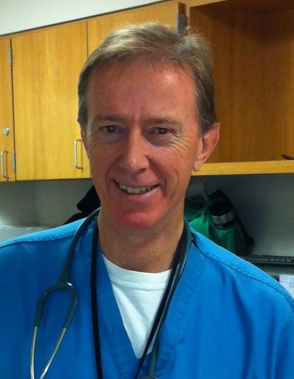 Anthony J. Dean, MD - Propósito en Guatemala