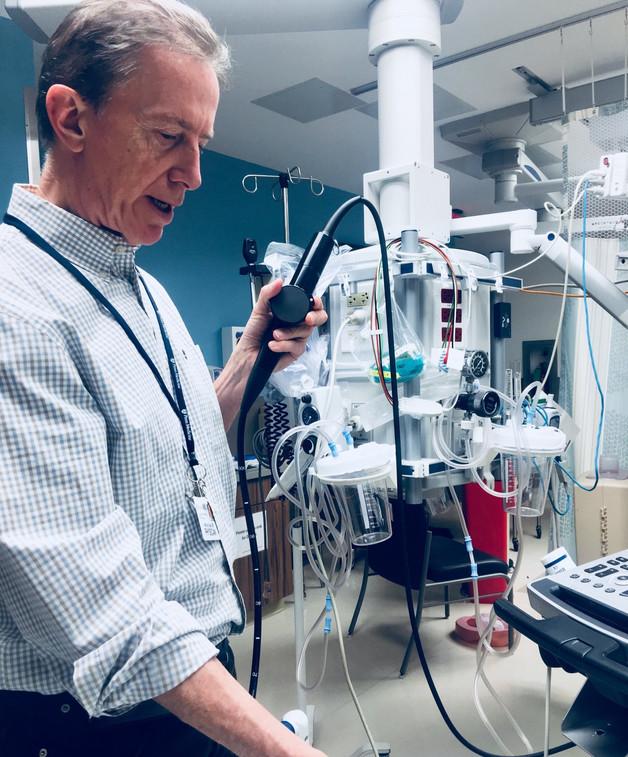 Ultrasonido Clínico: Física, Botones y Generación de Imagen