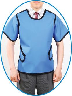 Short sleeve Apron