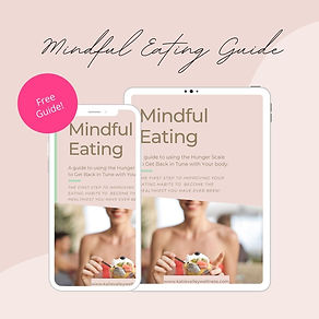 Free Mindful Eating Guide