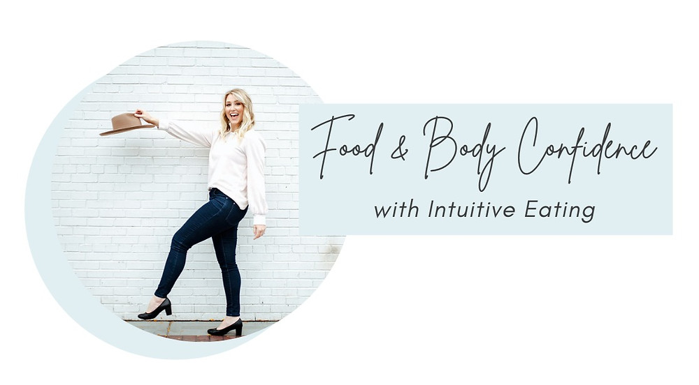 The Food and Body Confidence Project with Katie Valley Wellness