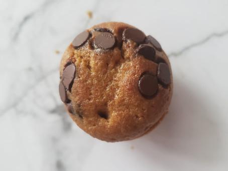 Falling For All Things Pumpkin! Mini Chocolate Chip Pumpkin Muffins
